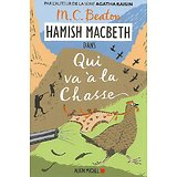 """""""Hamish Macbeth Tome 2, dans Qui va à la chasse"""" M.C. Beaton/ Comme neuf/ 2019/ Livre broché"""