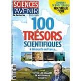 SCIENCES ET AVENIR n°893 juillet-août 2021  100 Trésors scientifiques à découvrir en France/ Se protéger du moustique-tigre