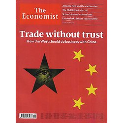 THE ECONOMIST vol.436 n°9203 18/07/2020  Trade without trust: How the West should do business with China/ America first and the vaccine race