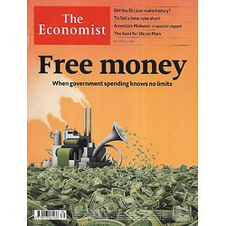 THE ECONOMIST vol.436 n°9204 25/07/2020  Free money: When government spending knows no limits/ America Midwest: Special report