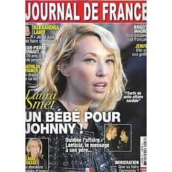 JOURNAL DE FRANCE n°58 octobre 2020  Laura Smet: un bébé pour Johnny/ Claire Chazal/ Alexandra Lamy/ Brigitte Macron/ Jenifer
