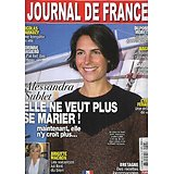 JOURNAL DE FRANCE n°57 septembre 2020  Alessandra Sublet/ Brigitte Macron/ Nicolas Sarkozy/ Michel Sardou/ Sandrine Bonnaire/ Christian Dior