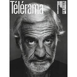 """TELERAMA n°3740 18/09/2021  Hommage à Jean-Paul Belmondo/ L'écrivain Edouard Louis/ La France face au cannabis/ """"Dune"""" le film événement"""