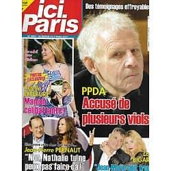 ICI PARIS n°3947 24/02/2021  PPDA/ Estelle Lefébure/ Jean-Pierre Pernaut/ Lola Bigard/ Annie Girardot/ Charlize Theron/ Zac Efron