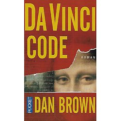 """Da Vinci Code"" Dan Brown/ Très bon état/ Livre poche"