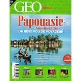 GEO n°509 juillet 2021  Papouasie-Nouvelle-Guinée, un rêve fou de voyageur/ Europe: ces territoires rendus à la vie sauvage/ Maroc: le kif, or vert