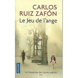 """""""Le jeu de l'ange, Le Cimetière des Livres oubliés 2"""" Carlos Ruiz Zafón/ Comme neuf/ Livre poche"""