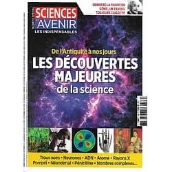 SCIENCES ET AVENIR n°206H juillet-septembre 2021  Les découvertes majeures de la science, de l'Antiquité à nos jours