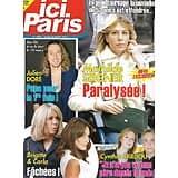 ICI PARIS n°3951 24/03/2021 Mathilde Seigner/ Julien Doré/ Brigitte Macron & Carla Bruni/ Cynthia Sardou/ Simone Signoret/ Monica Bellucci