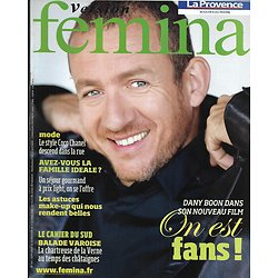 VERSION FEMINA n°394 17/10/2009  Dany Boon/ Astuces Make-Up/ Recettes d'automne