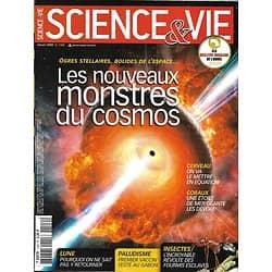 SCIENCE&VIE n°1102 juillet 2009  Nouveaux monstres du cosmos/ Paludisme/ Coraux/ Lune/ Fourmis