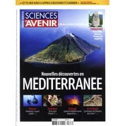 SCIENCES ET AVENIR n°167H juillet 2011  Nouvelles découvertes en Méditerranée