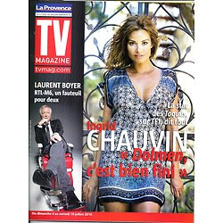TV MAGAZINE n°20503 03/07/2010  Ingrid Chauvin/ Laurent Boyer/ Alain Chabat