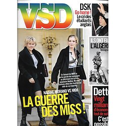 VSD n°1803 15/03/2012  Morano vs NKM/ DSK/ Dette/ Ils ont fait l'Algérie/ Elvis Presley