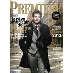 PREMIERE n°430 décembre 2013  Guillaume Canet/ Spielberg/ Day-Lewis/ J.Phoenix/ Oz