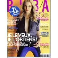 BIBA N°369 NOVEMBRE 2010  JE LE VEUX, JE L'OBTIENS!/ MATHIEU CHEDID