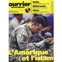 COURRIER INTERNATIONAL N°1036 9/09/2010  AMERIQUE ET ISLAM/ DEBAT SUR LA CULTURE