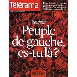 TELERAMA n°3199 07/05/2011   Peuple de gauche, es-tu là?/ T.Gautier/ Marseille