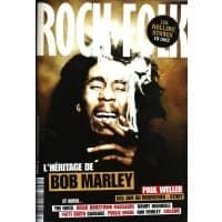 ROCK&FOLK N°538 JUIN 2012  BOB MARLEY/ DOILLON/ GARBAGE/ WELLER