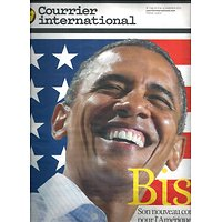 COURRIER INTERNATIONAL N°1149 8/11/2012  OBAMA REELECTION/ BSF/ MALI