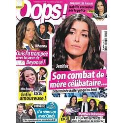 OOPS! n°130 22/02/2013  Jenifer/ Rihanna/ Marine Lorphelin & Sidoine/ Matthieu Delormeau