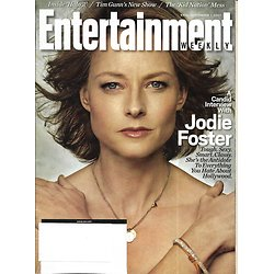 ENTERTAINMENT WEEKLY n°952 07/09/2007  Jodie Foster/ Christian Bale/ 3:10 to Yuma