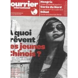 COURRIER INTERNATIONAL n°1106 12/01/2012  A QUOI REVENT LES JEUNES CHINOIS?