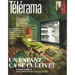 TELERAMA n°3247 07/04/2012 Les jeunes & la culture/ Ghesquière/ Titanic/ Héros de dessins animés