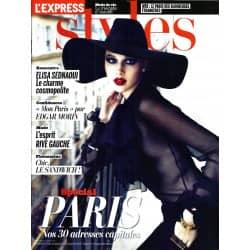 L'EXPRESS STYLES N°3211 16 JANVIER 2013  SPECIAL PARIS