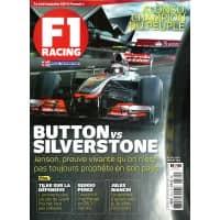 F1 RACING N°161 JUILLET 2012  BUTTON VS SILVERSTONE