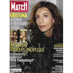 PARIS MATCH n°3314 15/11/2012  Kristina Rady-Cantat/ Jean-Marc Ayrault/ Kate Moss/ Amanda Lear/ Petraeus CIA
