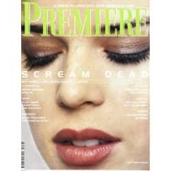 PREMIERE n°278 avril 2000  Neve Campbell/ Scorsese&Spike Lee/ Sundance/ B.Blier