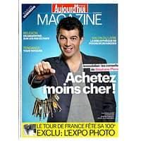 AUJOURD'HUI EN FRANCE MAGAZINE N°4151  STEPHANE PLAZA/ BEIGBEDER&LES POCHES/ CARDIFF