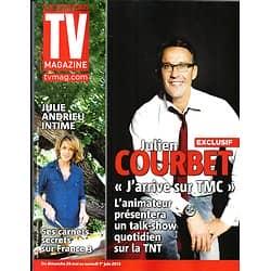 TV MAGAZINE n°21400 26/05/2013  Julien Courbet/ Julie Andrieu/ Louise Ekland/ Daniel Cordier