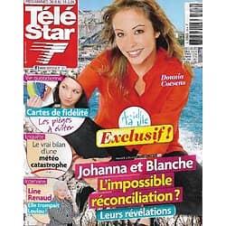 "TELE STAR n°1914 08/06/2013  Dounia Coesens ""Plus belle la vie""/ Bradley Cooper/ Line Renaud/ ""Le clan des Lanzac"""