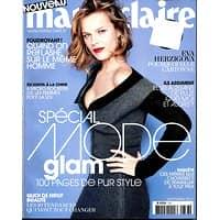 MARIE CLAIRE N°733 SEPTEMBRE 2013  EVA HERZIGOVA/ 100% MODE