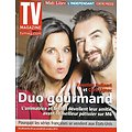 TV MAGAZINE n°21526 20/10/2013  Cyril Lignac & Faustine Bollaert/ Séries françaises/ J.Andrieu & A.Ducasse