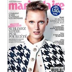 MARIE CLAIRE n°743 juillet 2014  Sublimez votre peau/ Anaïs Demoustier/ Viggo Mortensen/ Liban