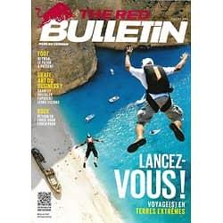 THE RED BULLETIN n°33 juillet 2014  Voyages extrêmes/ Neymar/ Skate/ Linkin Park/ Dossier: la paix