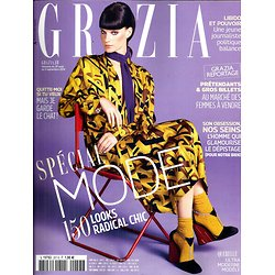 GRAZIA N°257 29 AOUT 2014  SPECIAL MODE/ P.WILLIAMS/ CHRISTOPHE/ BULGARIE