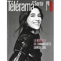 TELERAMA n°3393 24/01/2015  Charlotte Gainsbourg/ The Beatles/ Cinéma/ Pieter Hugo