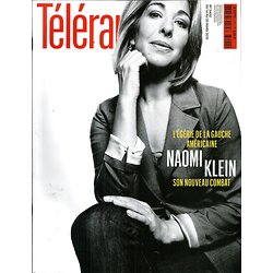 TELERAMA N°3400 14 MARS 2015  NAOMI KLEIN/ DAECH/ ESTONIE/ SONIC YOUTH/ TV PUBLIQUE