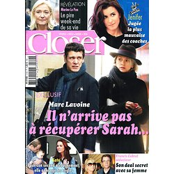 CLOSER N°514 17 AVRIL 2015 LAVOINE/ MIDDLETON/ JENIFER/ LE PEN/ CABREL/ KARDASHIAN/ JOLIE/ CARAT