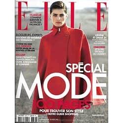 ELLE n°3635 28/08/2015  Isabeli Fontana/ Spécial Mode/ Hélène & Omar Sy/ Crista Cober/ Eva Ionesco/ Binx Walton