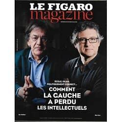 LE FIGARO MAGAZINE n°22016 22/05/2015  INTELLECTUELS&GAUCHE/ TYROL/ MARSEILLE/ THRACE