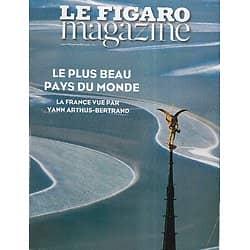 LE FIGARO MAGAZINE n°22022 29/05/015  La France vue par Arthus-Bertrand/ Police scientifique/ Voyage: Venise