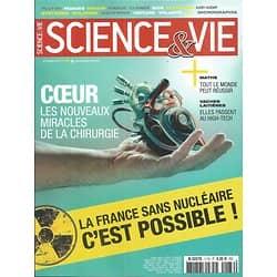 SCIENCE&VIE n°1176 septembre 2015 Chirurgie cardiaque/ La France sans nucléaire