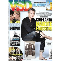 VSD N°1973 18 JUIN 2015  KOH-LANTA/ DATI & NKM/ ARDISSON/ ATTENTAT RUE DES ROSIERS/ ALBA/ ROPE JUMP