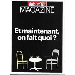 AUJOURD'HUI EN FRANCE MAGAZINE n°5119 20/11/2015  Spécial: Attentats à Paris/ Star Wars