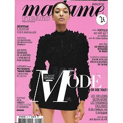 MADAME FIGARO (POCKET) N°43 septembre 2016 SPECIAL MODE/ JOURDAN DUNN/ RUSHDIE/ ULLIEL/ EVA GREEN (copy)